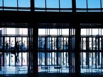 Centre moderne d'affaires Photos libres de droits