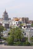 Centre Moskwa - Rosja Zdjęcie Royalty Free