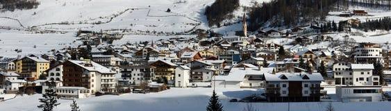 Nauders, Tirol, Austria Stock Image