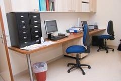 Centre paramédical de petit bureau Photographie stock libre de droits