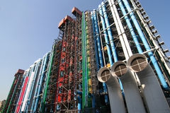 Centre Pompidou Stock Images
