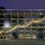 Centre Pompidou Royalty Free Stock Image