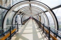 Centre Pompidou em Paris, França imagem de stock royalty free