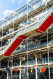 Centre Pompidou Royalty Free Stock Image