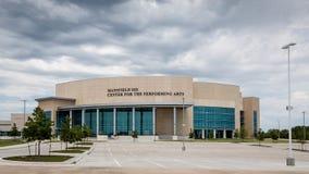 Centre pour les arts du spectacle photographie stock