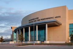 Centre pour les arts du spectacle images libres de droits