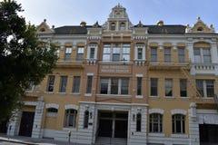 Centre russe grand du ` s de San Francisco photographie stock