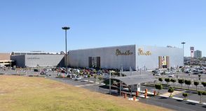 Centre shoping de Puebla images stock