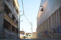 Centre urbain Photos libres de droits