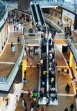 centre zakupy Zdjęcie Stock