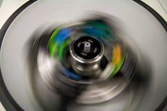 Centrifugadora Foto de archivo libre de regalías