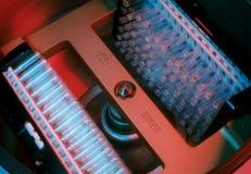 Centrifugadora de giro Fotos de archivo libres de regalías