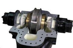 Centrifugal pump Stock Photo