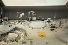 Centrifuge. advanced laboratory equipment. photo. Stock Image