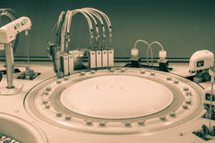 Centrifuge. advanced laboratory equipment. photo. Royalty Free Stock Image