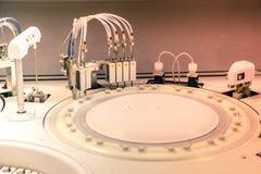 Centrifuge. advanced laboratory equipment. photo. Royalty Free Stock Images