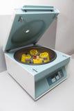 Centrifuge equipment Stock Photo