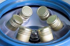Centrifuge tubes Royalty Free Stock Photography