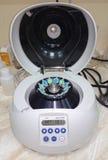 Centrifugeuse de laboratoire Photos stock