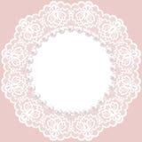 Centrino del pizzo royalty illustrazione gratis