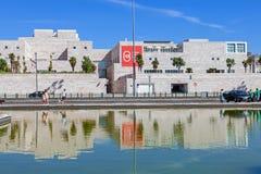 Centro πολιτιστικό de Βηθλεέμ Λισσαβώνα Στοκ Εικόνα