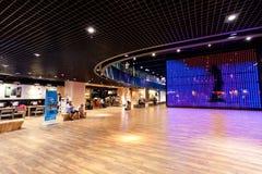 Centro Banguecoque da descoberta de Sião Imagem de Stock