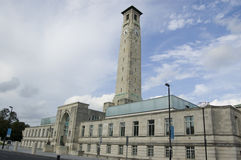 Centro cívico de Southampton Fotografia de Stock