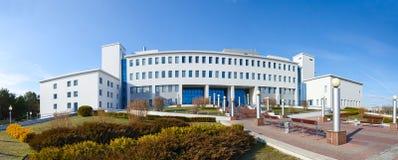 Centro científico y práctico republicano de la medicina de la radiación Imagen de archivo