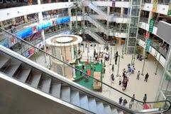 Centro comercial Imagem de Stock