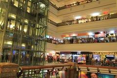 Centro comercial Imagenes de archivo