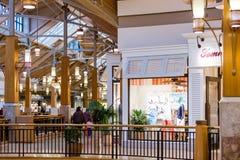 Centro comercial imágenes de archivo libres de regalías
