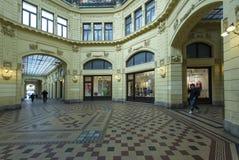 Centro comercial Imagens de Stock Royalty Free