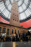 Centro comercial central de Melbourne Imagenes de archivo