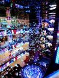 Centro comercial de Evropeisky del europeo Foto de archivo libre de regalías