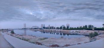 Centro comercial de Jeddah Imágenes de archivo libres de regalías