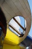 Centro comercial de la plaza de toros, Birmingham, Inglaterra Fotografía de archivo
