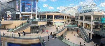 Centro comercial de la trinidad de Leeds Imagenes de archivo
