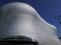 Centro comercial del anillo de Bull en Birmingham, Englan Foto de archivo