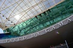 Centro comercial del Gama de Vasco DA Fotografía de archivo