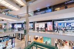Centro comercial del pabellón, Kuala Lumpur Fotos de archivo libres de regalías