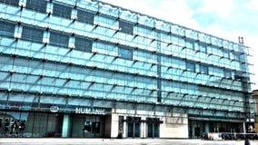 Centro comercial en Cracovia Fotos de archivo