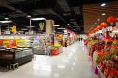 Centro comercial en Shenzhen Fotos de archivo libres de regalías