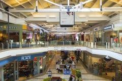 Centro comercial Escondido interior California los E.E.U.U. del condado del norte de Westfield fotografía de archivo