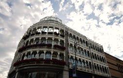 Centro comercial famoso en Dublín Foto de archivo libre de regalías