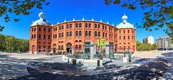 Centro Comercial hace a Campo Pequeno Imagenes de archivo