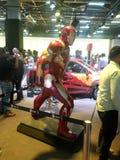 Centro comercial importado de la expo de las imágenes @, mayor noida, la India 2018 Fotografía de archivo libre de regalías