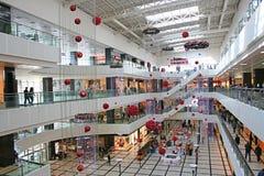 Centro comercial, interno Imagens de Stock
