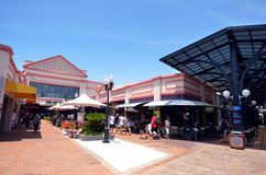 Centro comercial justo pacífico Gold Coast Australia Imagen de archivo