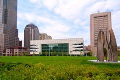 Centro comercial médico Fotos de archivo libres de regalías