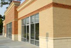 Centro comercial moderno imagem de stock